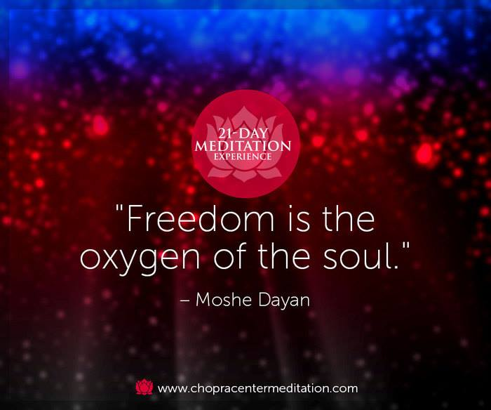 Inspirational Motivational Quotes - Oprah and Deepak Guided Meditation