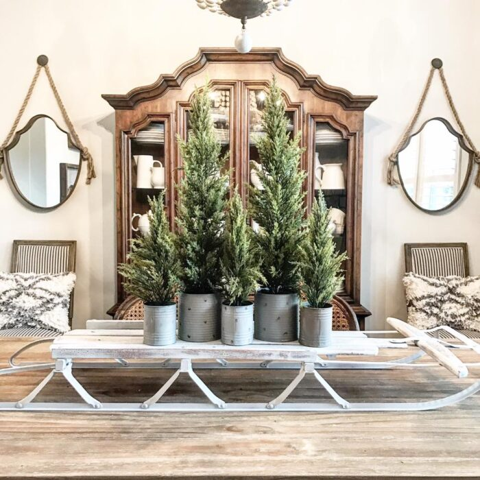 Rustic Christmas and Holiday Decorating Ideas