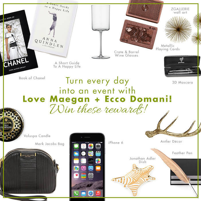 Major GIVEAWAY!! My Favorite Holiday Gifts!