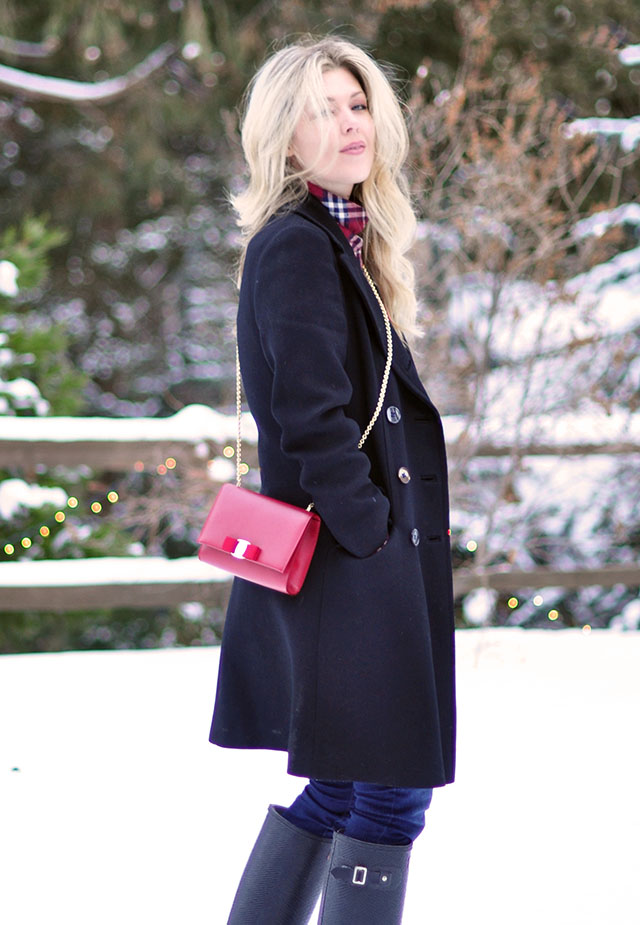 how to wear a vintage military coat fall and winter style