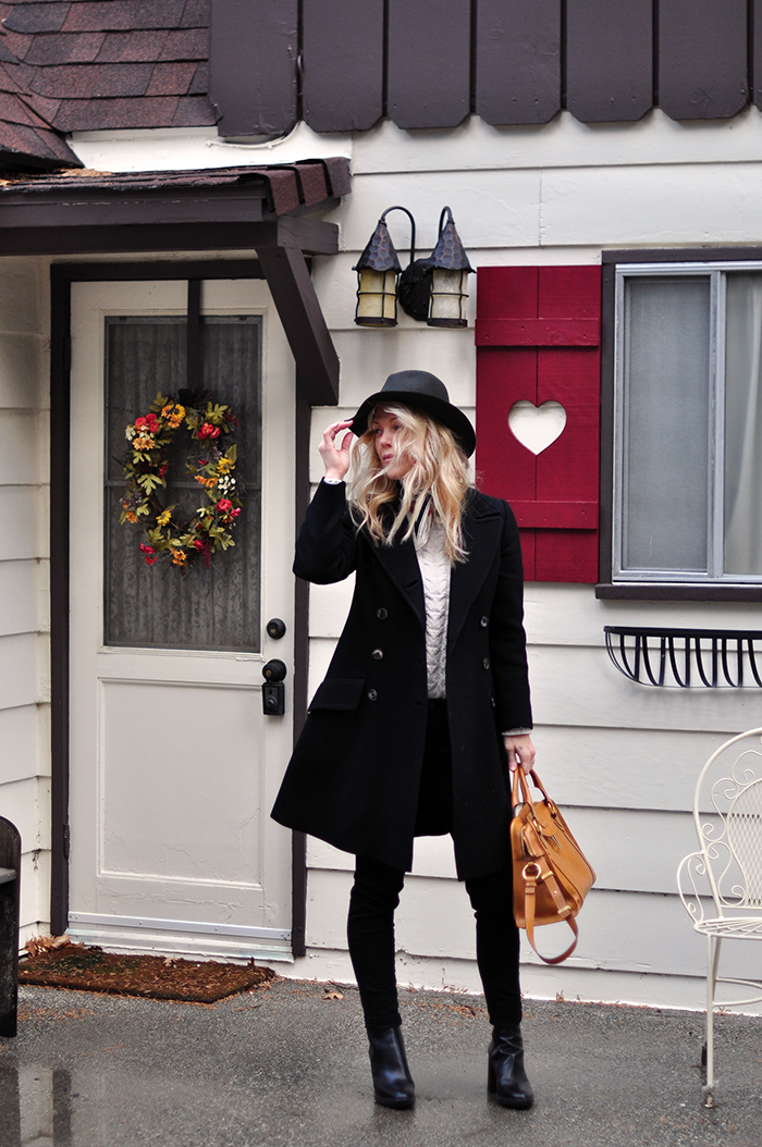 easy fall winter style