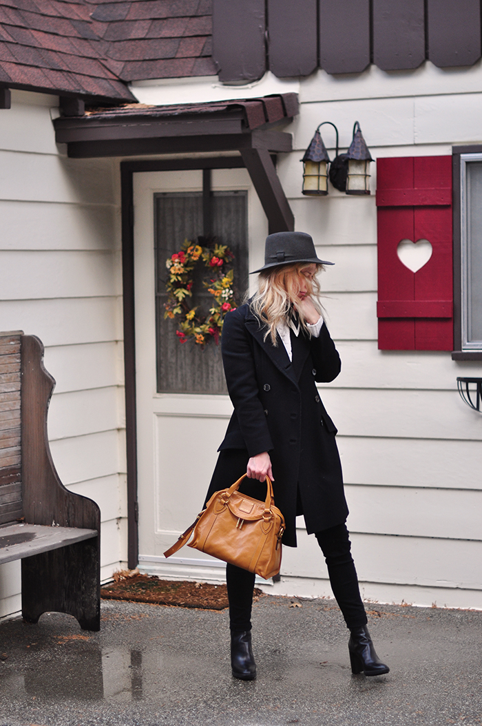chic fall-winter style