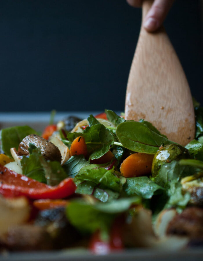 Dinner recipes with vegetables