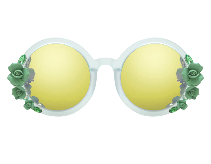 embellished bedazzled sunglasses