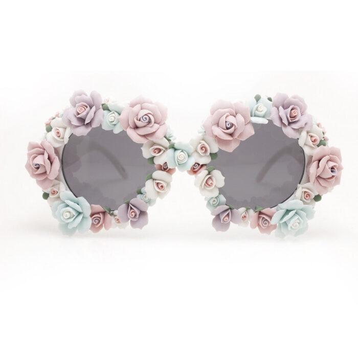embellished sunglasses - a-morir eyewear
