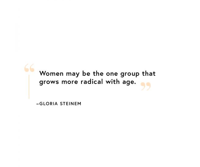 Quotes on Aging Gracefully by amazing women