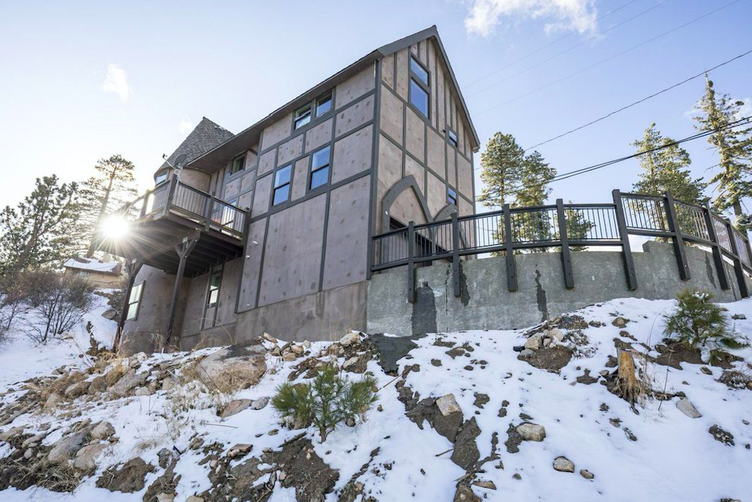 Fairytale Fortress home for sale in Lake Arrowhead