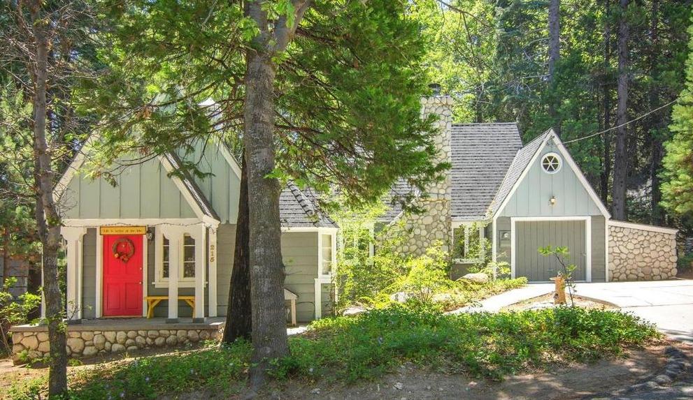 cute lake arrowhead airbnb cabin