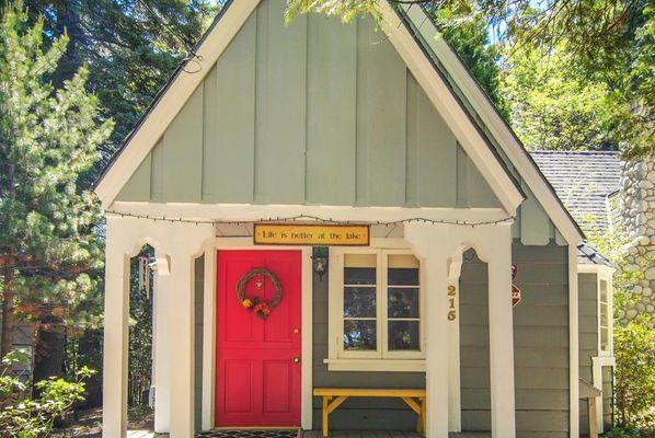 cute house in lake arrowhead - airbnb property - 19