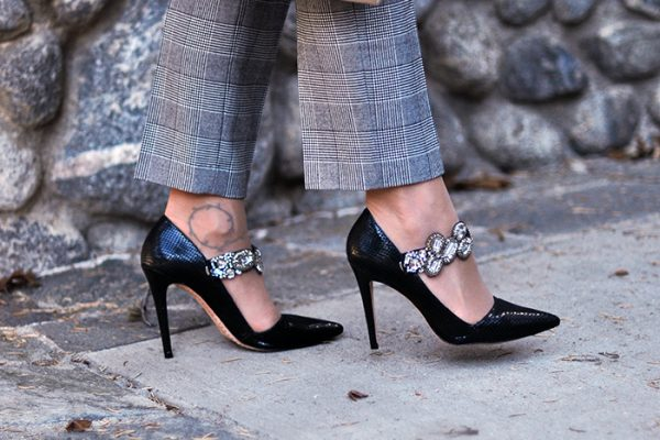 crystal embellished mary jane heels-dior pumps diy