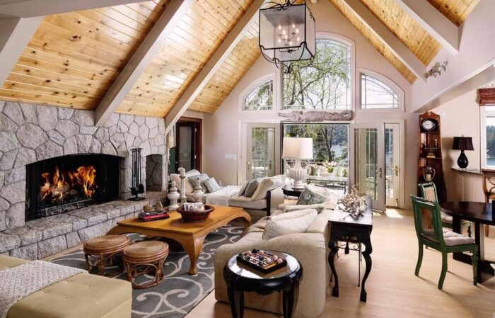 amazing lake home in lake arrowhead