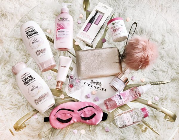 love maegan giveaways - valentine's day coach bag and beauty products 2