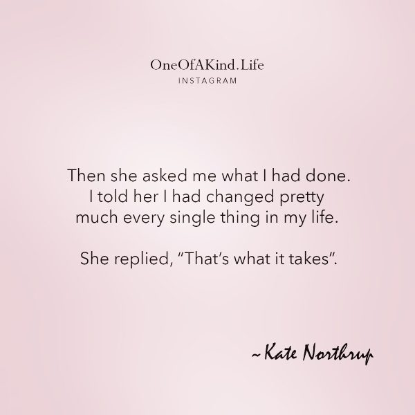 quotes on healing - kate northrup