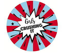 girls crushing it. the colorful wild lip balm by avery