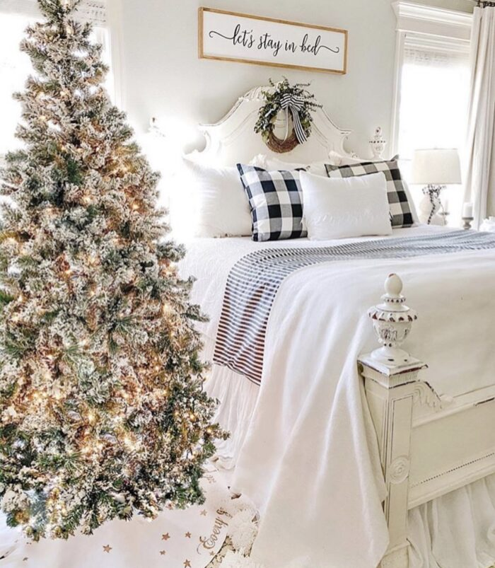 Holiday Decor Trend I M Seeing Everywhere Buffalo Plaid Love Maegan