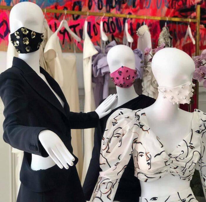 fabulous fashion masks by christian soriano