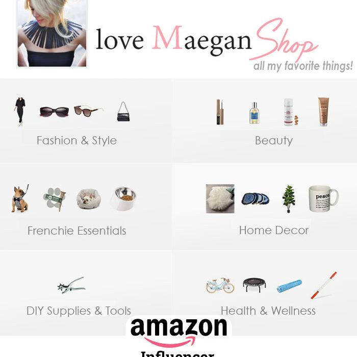 amazon influencer image storefront logo