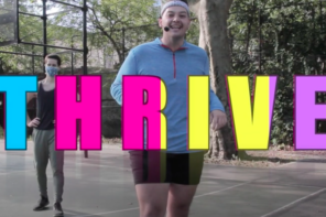 THRIVE! With Gleefully Tim's Dance Workout & SMILE