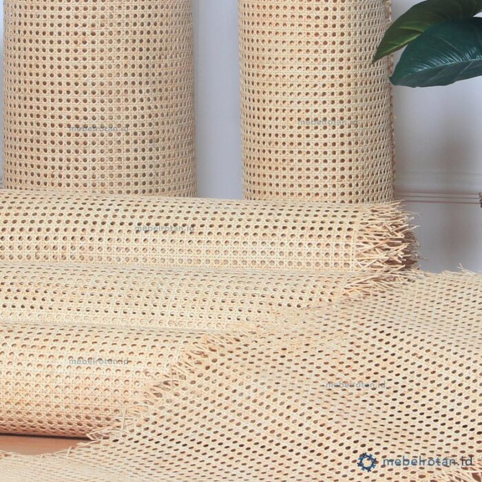 woven cane webbing rattan furniture diy tutorial