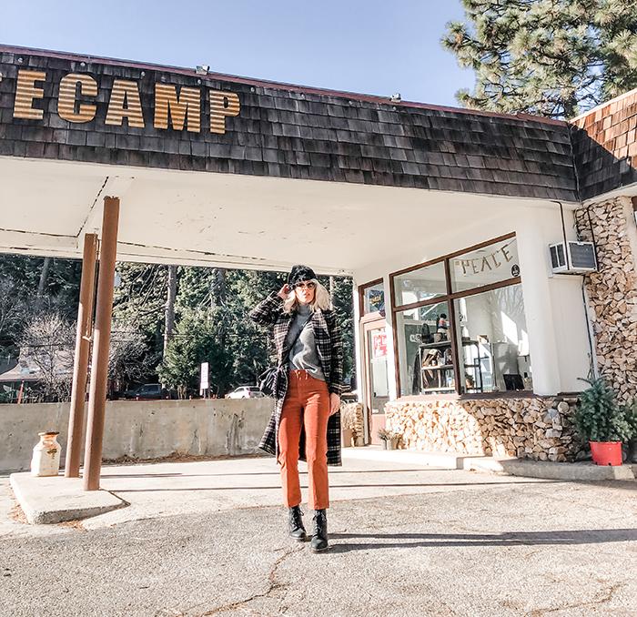 winter style, lake arrowhead, basecamp general store skyforest california, love maegan