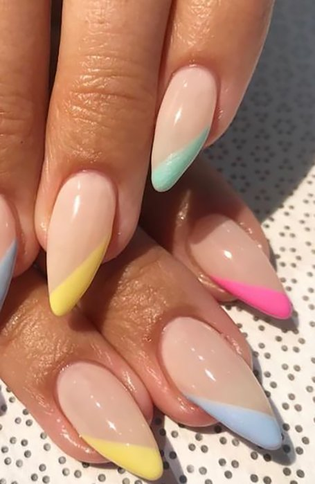 pastel nails for 2021