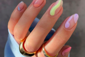 Beauty Inspiration // Pastel Nail Art Trends I'm Loving Right Now