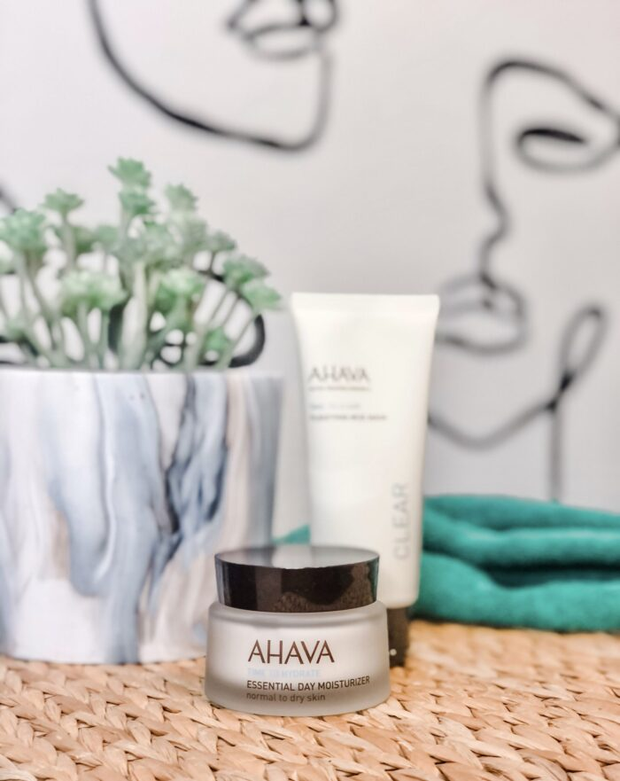 AHAVA Essential Day Moisturizer, beauty, skincare