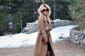 Style Archives // Ways I Wore It: Classic Camel Coat