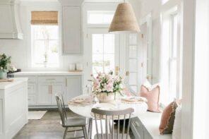 HOME // Family Lake House Kitchen Renovation Inspiration