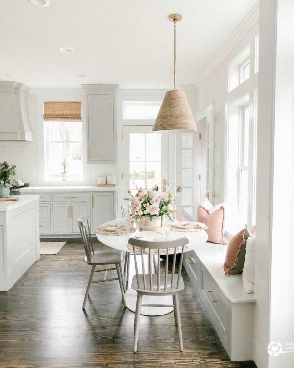 all white kitchen inspiration ideas