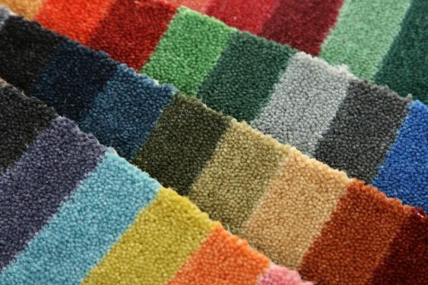 DIY ~ Patio Rugs ~ Striped