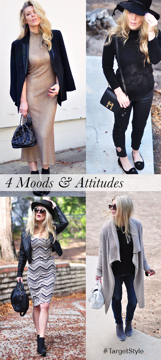 4 Moods and Attitudes Target Style