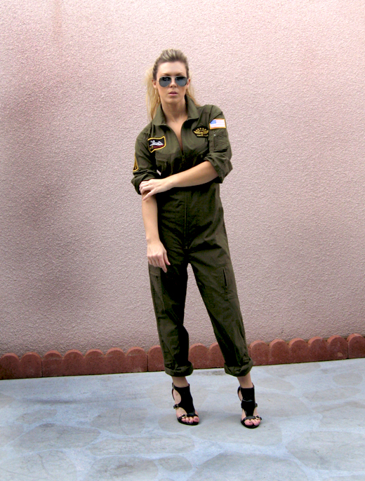 Top Gun halloween costume