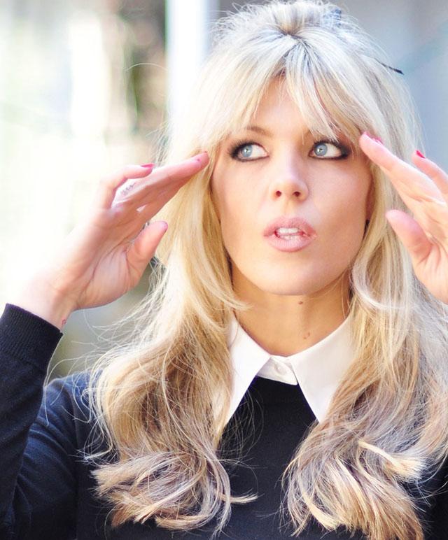 60s Brigitte Bardot hair and makeup
