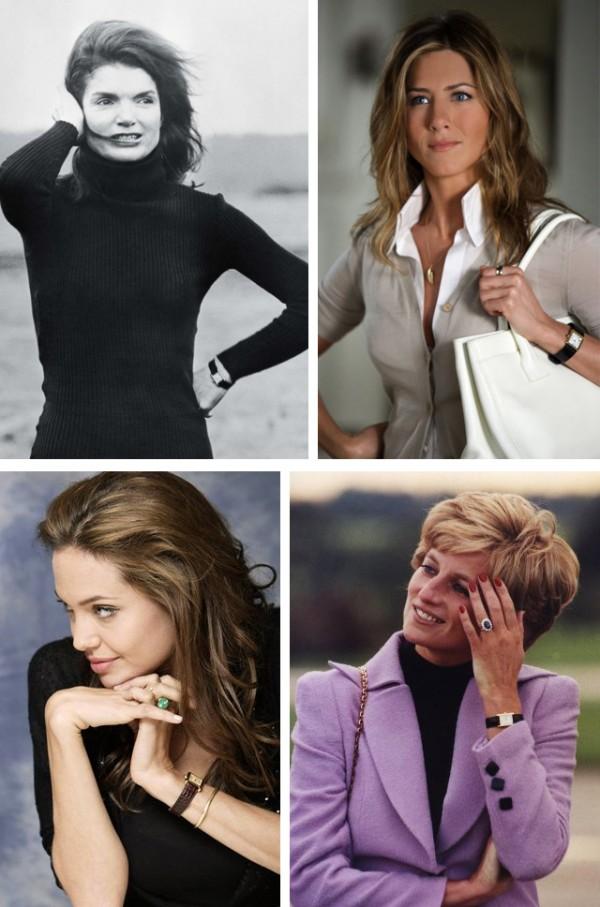 Timeless Fashion Trends // Cartier Tank Watch