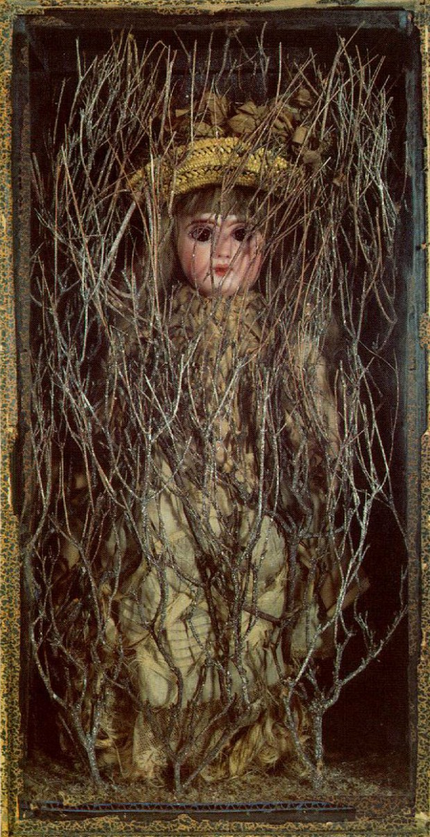 8 Joseph Cornell, Untitled (Bebe Marie), early 1940s