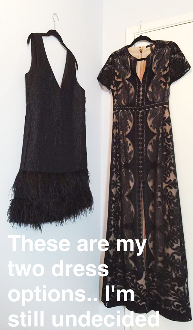 BCBGMaxAzria cocktail dress + gown