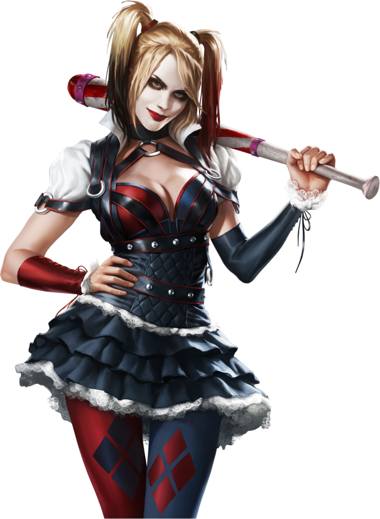 Batman_arkham_knight_harley_quinn