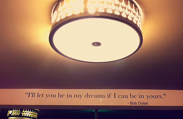 Bob Dylan Quote