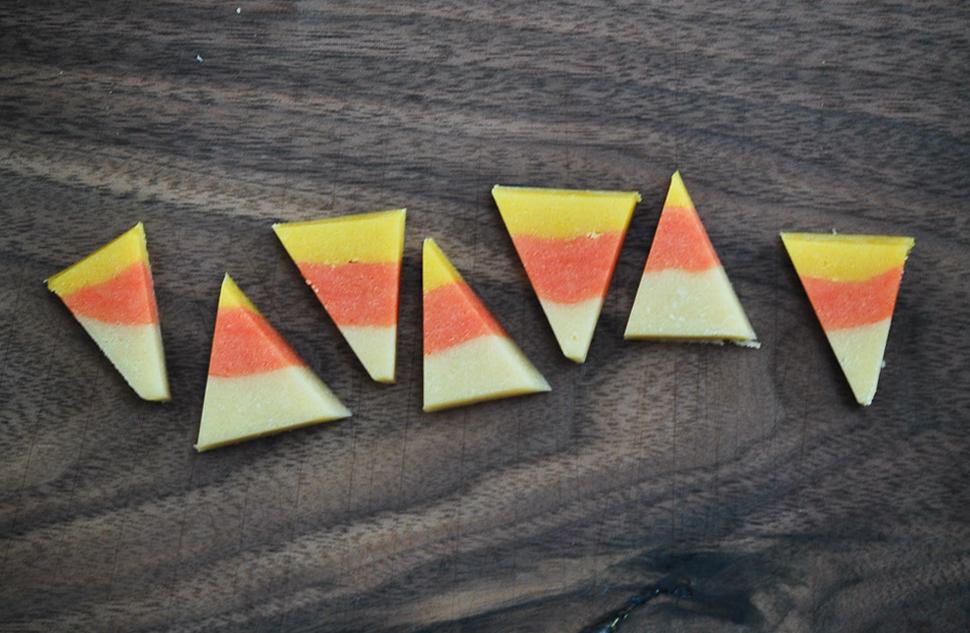 Candy-Corn-Sugar-Cookies Halloween