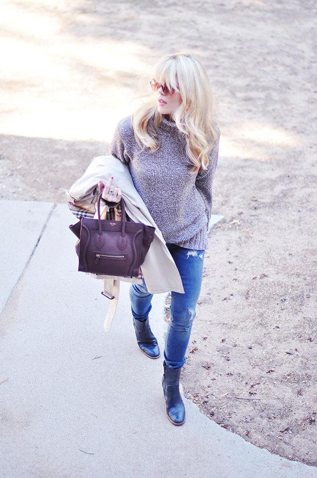 Celine-bag_-ripped-skinny-jeans_vintage-boots
