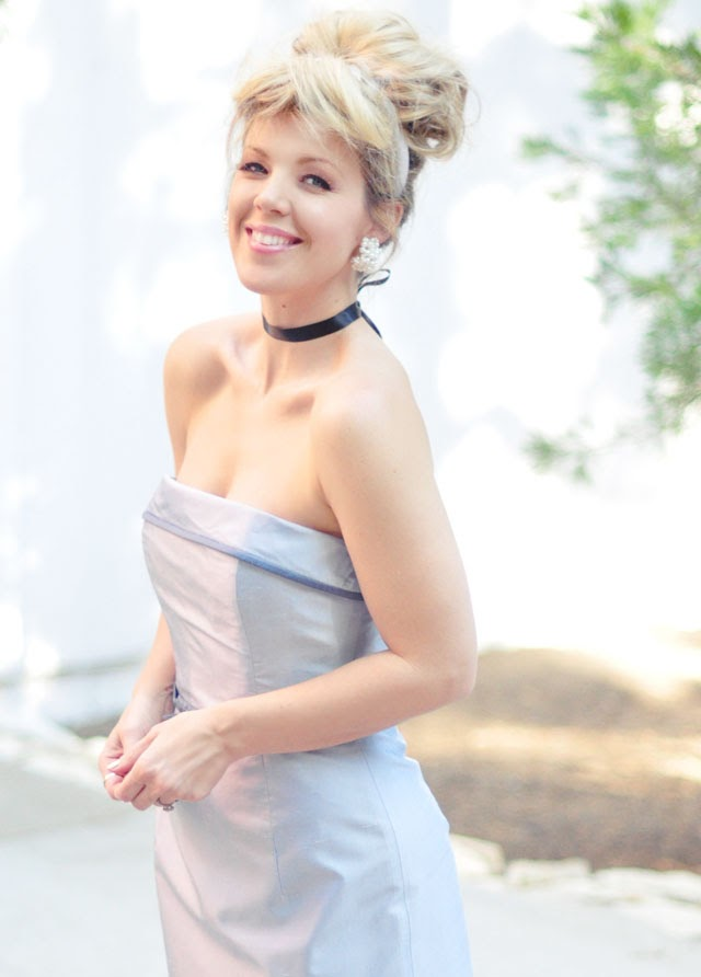 Cinderella costume hair tutorial makeup