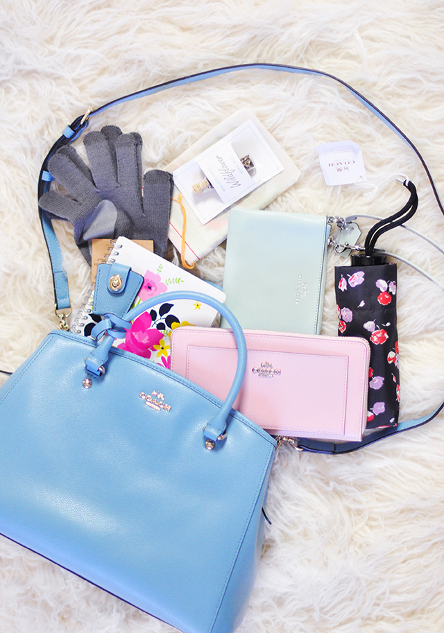 Coach giveaway spring 2016 pantone colors