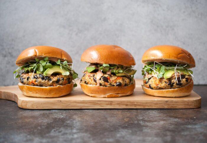 Crispy-Quinoa-Burgers-veggie recipe