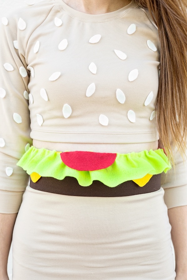 DIY-Burger-Costume