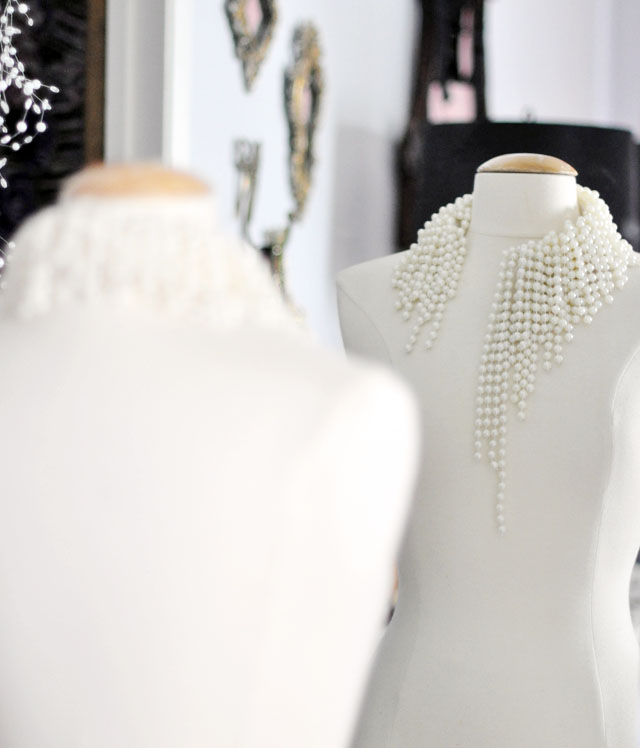 DIY Dior necklace -13