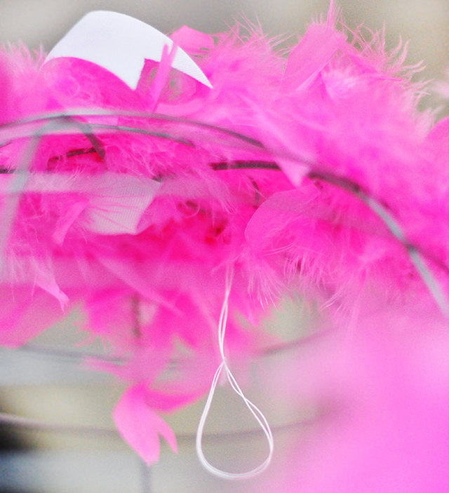 DIY Feather Canopy for kids-5