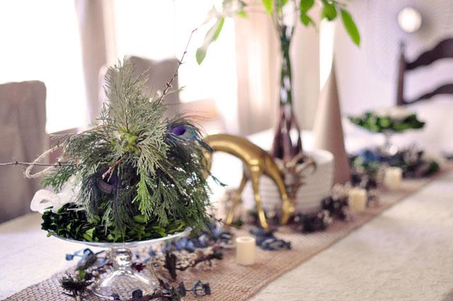 DIY Living Christmas ball decor-15