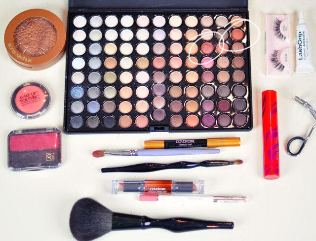 DIY-Merida-Makeup