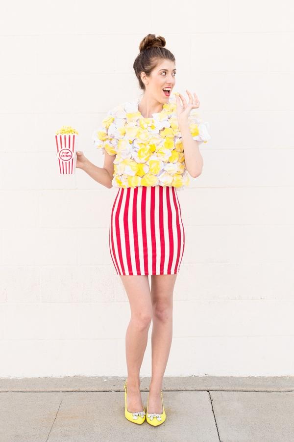 DIY-Popcorn-Costume